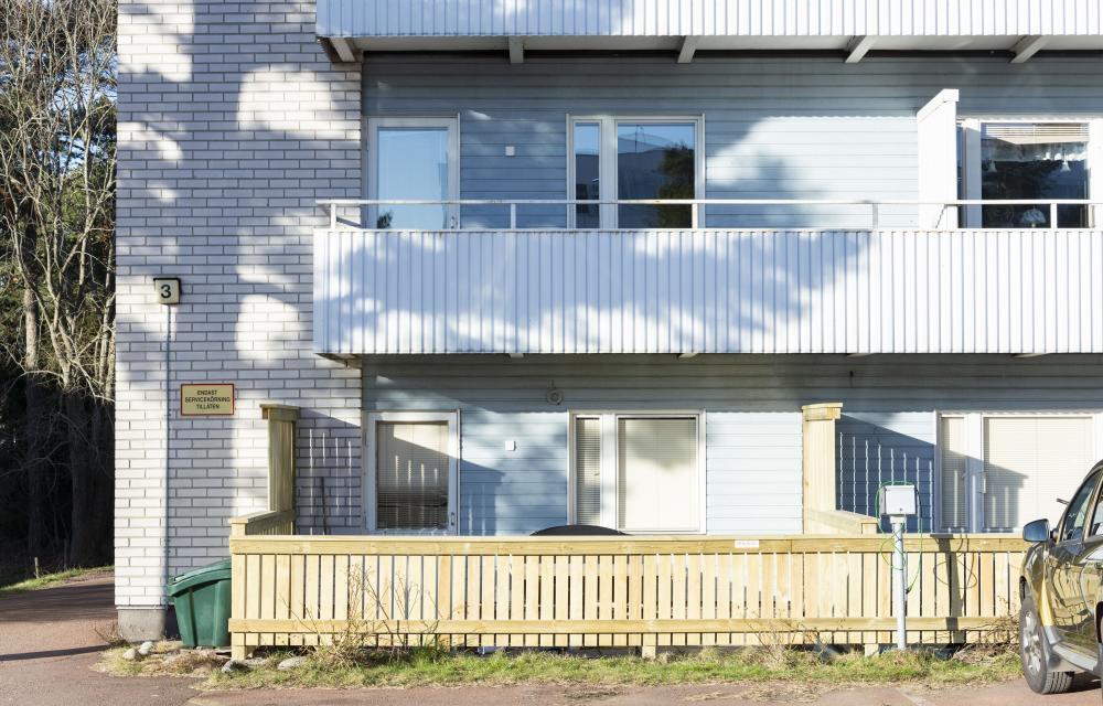 Aktielägenhet i Mariehamn